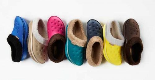 La collezione FW 2014 di Crocs