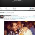 L'account Twitter di Marc Jacobs
