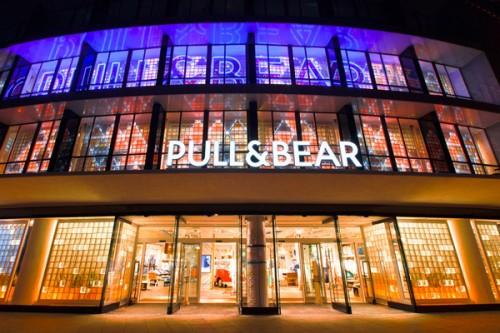 Store Pull&Bear a Berlino