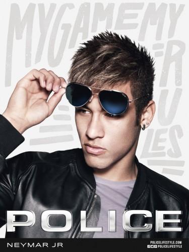 Neymar per Police