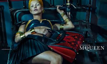 Kate Moss /2 - Nel thriller di Alexander McQueen