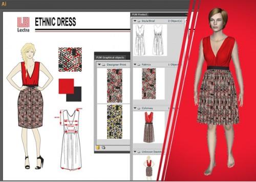 Lectra Fashion PLM V3R3