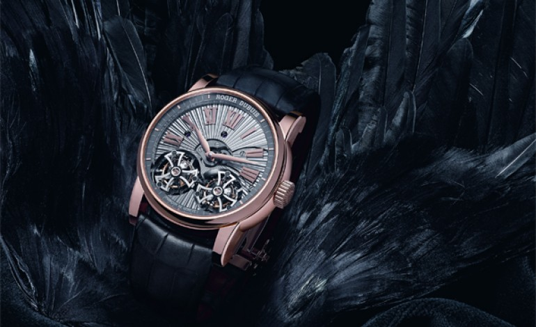 Roger Dubuis rende 'Hommage' alle proprie radici