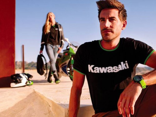 Alcuni look Kawasaki