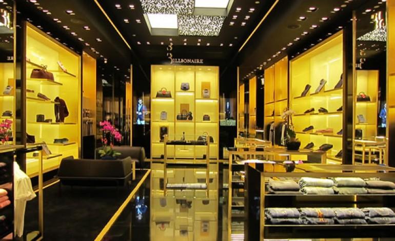 Billionaire Couture apre il primo negozio in Asia