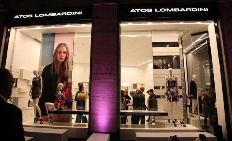 Atos Lombardini, parte da Milano l'espansione retail