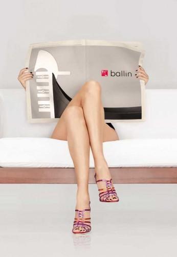 La campagna stampa di Ballin per la P/E 2014