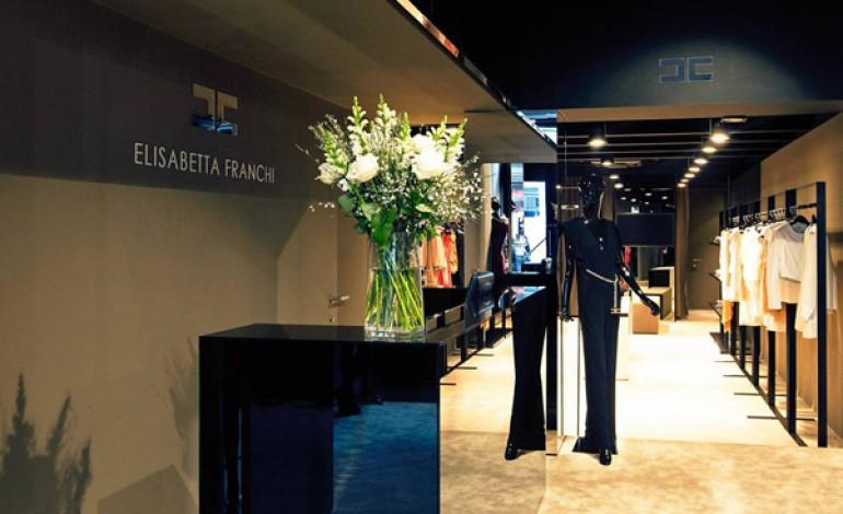 Ad Anversa il primo store belga di Elisabetta Franchi