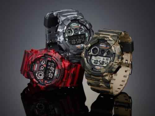 G-Shock GD-120CM