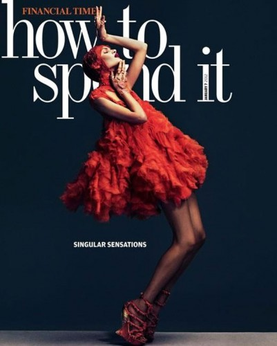 How to spend it - Magazine del Financial Times