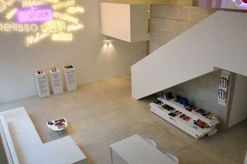 Melissa - showroom Milano