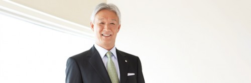 Michitaka Sawada presidente e CEo di Kao group