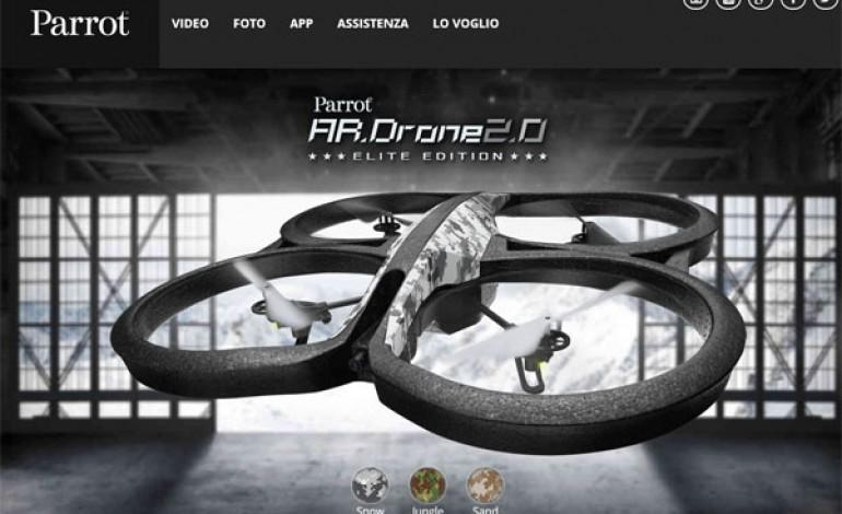 Fendi, con Google una sfilata vista dai droni
