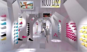 Nouvel firma il nuovo store romano di Ruco Line