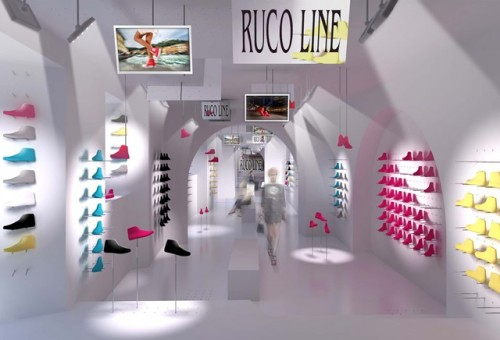Rendering store Roma