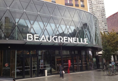 Shopping center parigino Beaugrenelle