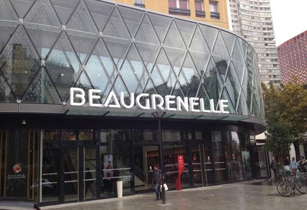 il mall francese beaugrenelle passa di mano per 700 milioni pambianco news. Black Bedroom Furniture Sets. Home Design Ideas