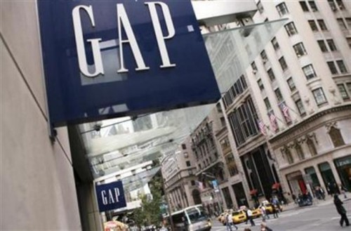 Gap Fifth Avenue New York. Ph: reuters/Lucas Jackson
