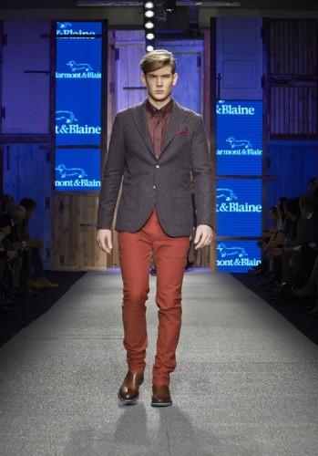Un look Harmont & Blaine