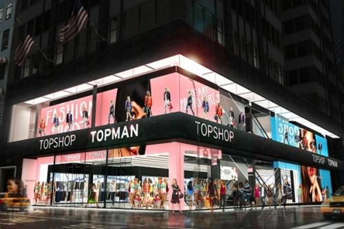 Negozio Topshop - Topman