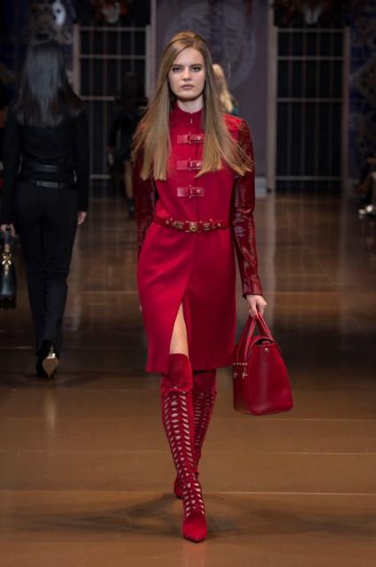 Sfilata Versace A/I 2014-15