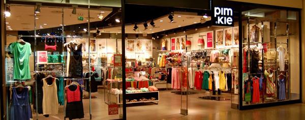 Un negozio Pimkie