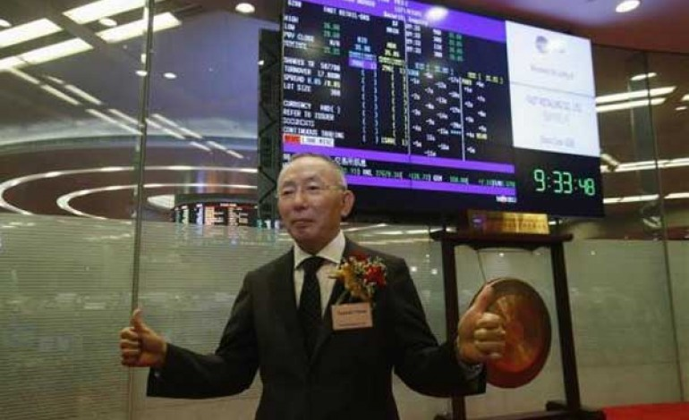 Fast Retailing, rally al debutto sul listino di HK