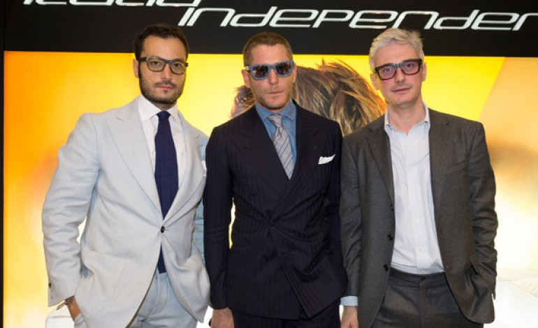 Italia Independent, partnership con Hublot