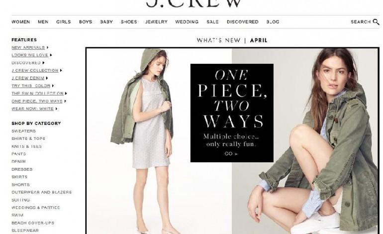 Troppi rumours, Fast Retailing frena su J. Crew