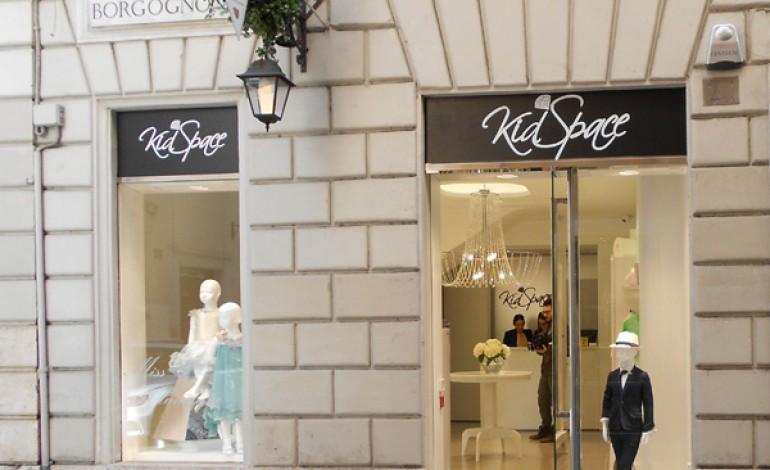 Boutique romana per Kidspace