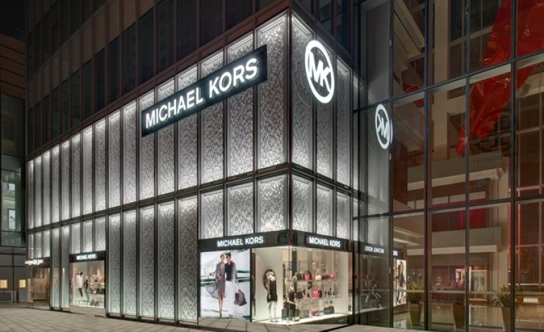 Michael Kors apre flagship store in Cina