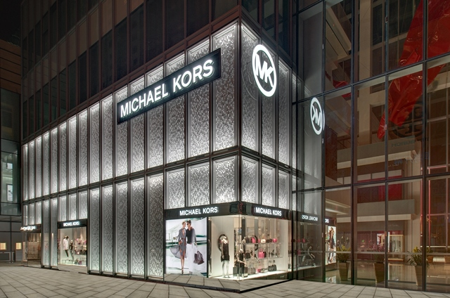 Michael Kors Apre Flagship Store In Cina Pambianco News