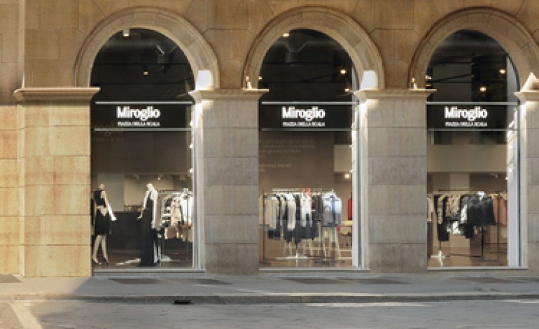 Miroglio apre concept in Piazza della Scala