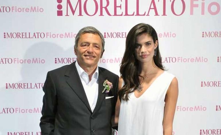 La top model Sara Sampaio per FioreMio di Morellato