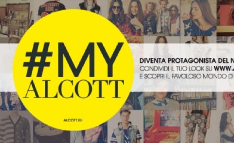 Il Gruppo Capri punta sui social con #MyAlcott