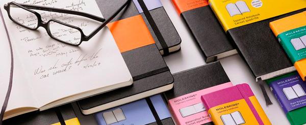 I notebook di Moleskine