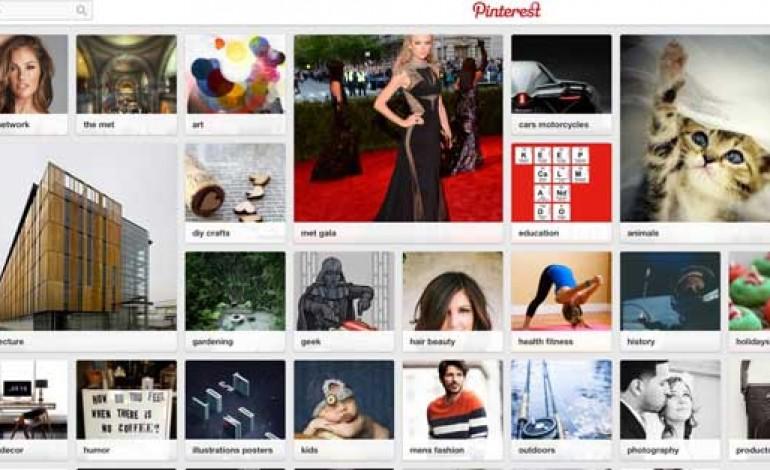 Pinterest lancia gli annunci pubblicitari