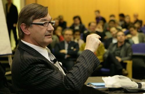 Mario Moretti Polegato - Presidente di Geox