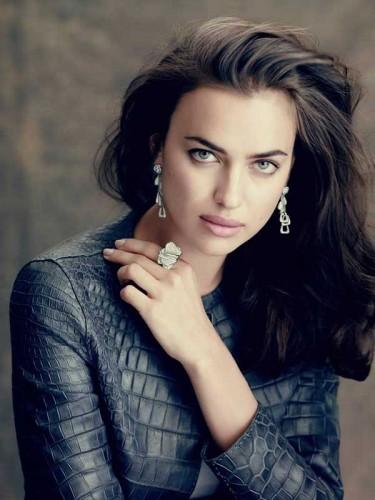 La campagna di Quela con la super top model Irina Shayk