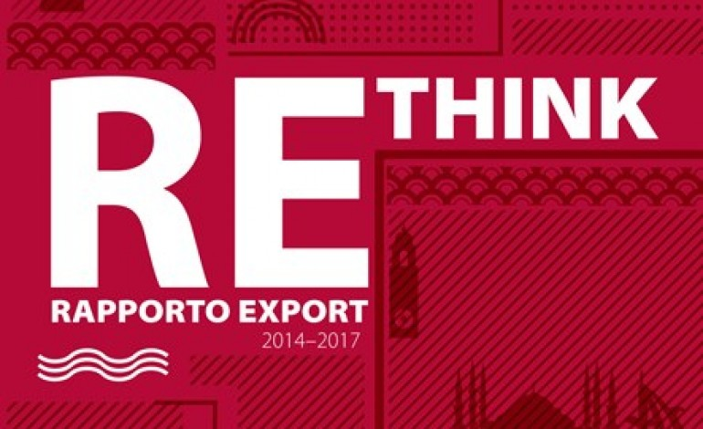 Sace, export moda +7% annuo fino al 2017