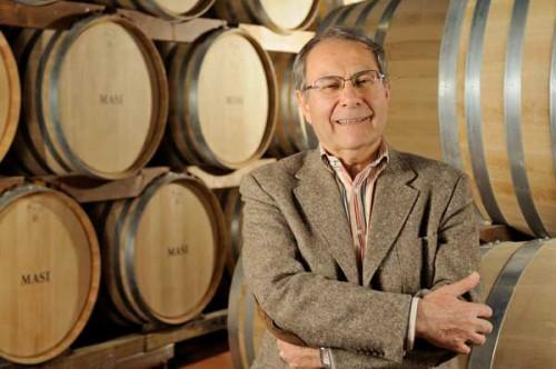 Sandro Boscaini, presidente del Gruppo Masi