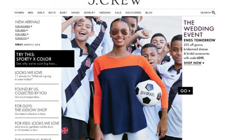 Fast Retailing mette gli occhi su J. Crew