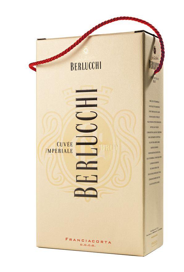 Il packaging di Berlucchi