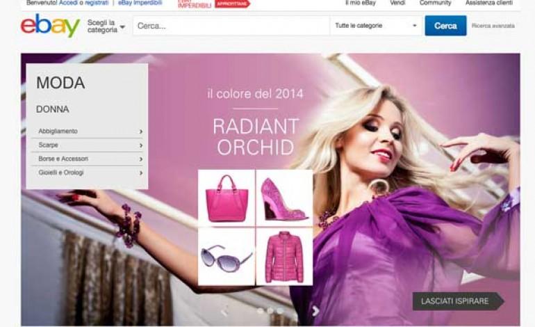 EBay Moda studia da magazine e community