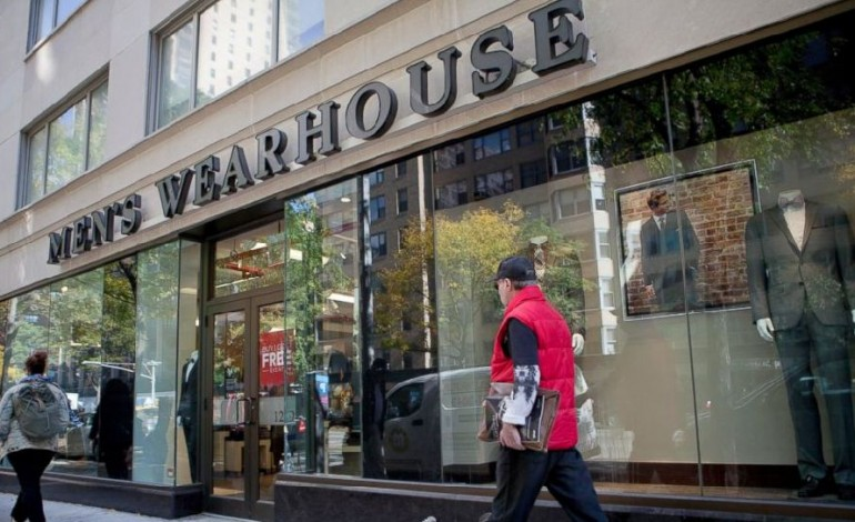 Men's Wearhouse acquisisce Jos per 1,8 mld $