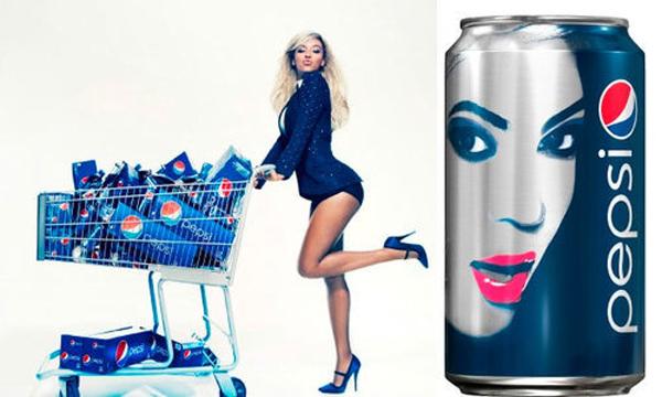 ADV Pepsi con Beyoncè