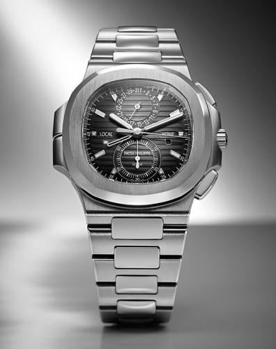 Patek Philippe - Nautilus Travel Time Chronograph