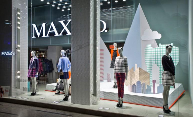 Max&Co, chiusi 16 negozi in due anni