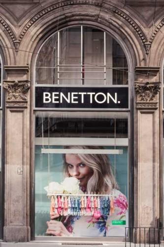 Benetton store - Milano piazza Duomo