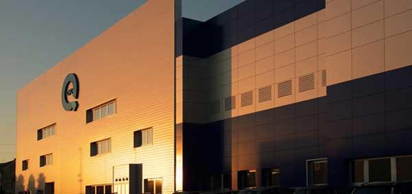 La sede Qvc